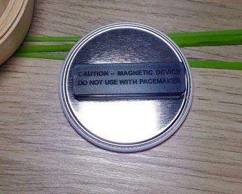 Badge magnétique - 56 mm